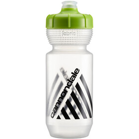 Cannondale Retro Bottle 600ml clear/green